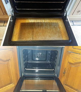 Deep Oven Cleaning London