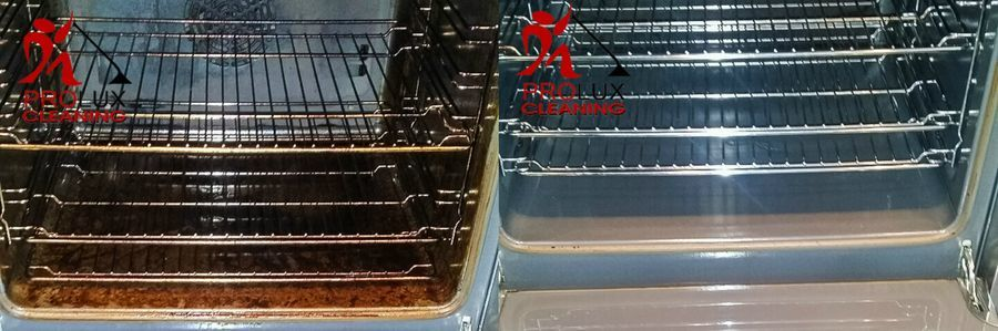 Oven Cleaning with Natural Products