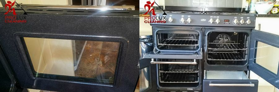 Guide to cleaning different types of ovens