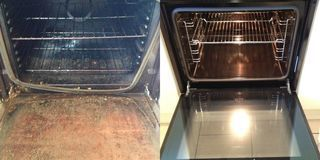Oven cleaning London BR -  ceramic hobs